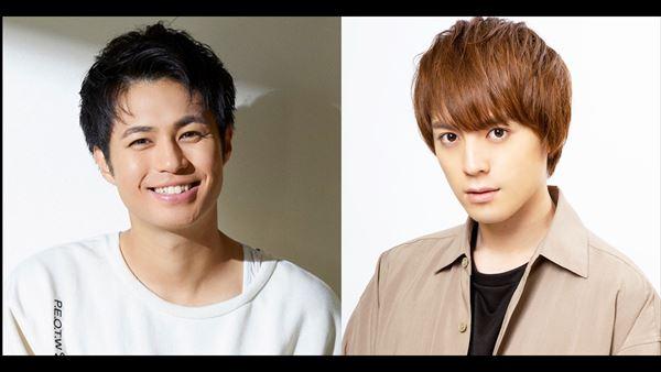 (左)佐伯大地さん、横田⿓儀さん
