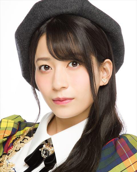 佐々木優佳里さん(AKB48)