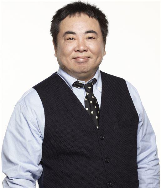 塚地武雅(つかじむが)さん 和島晋助役