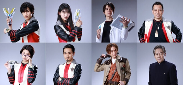 (左上段より) 寺坂頼我さん、豊田ルナさん、金子隼也さん、水野直さん (左下段より)春川芽生さん、高木勝也さん、細貝圭さん、宅麻伸さん