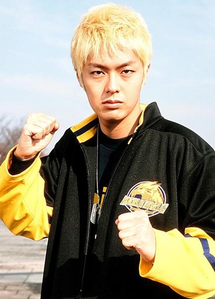 2001年当時の堀江慶さん