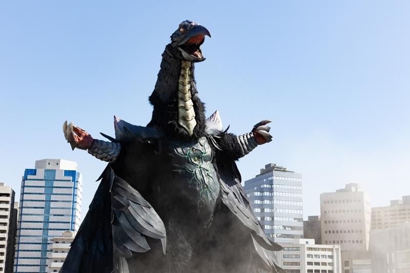 巨大怪獣ギャラス