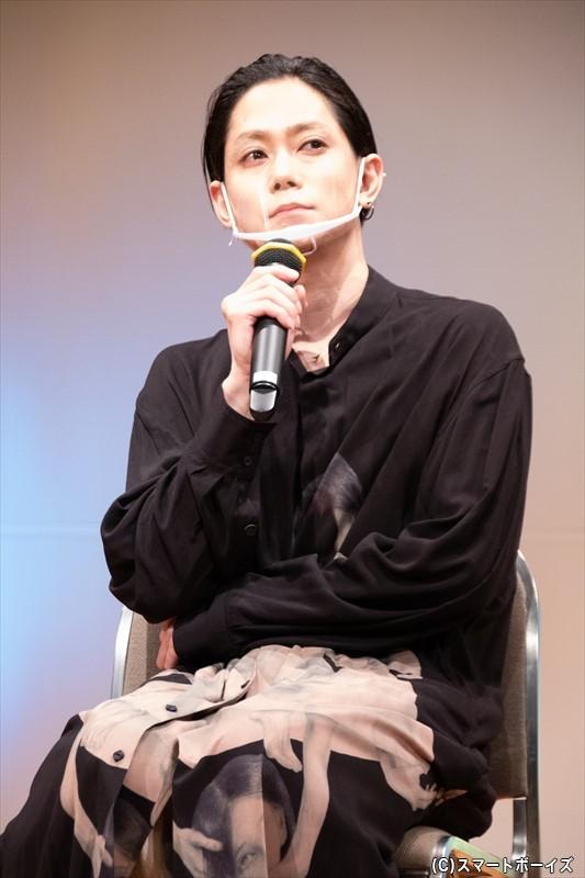 田島周二 役/玉城裕規さん