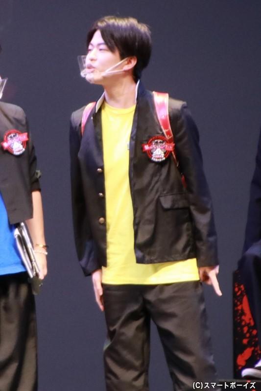 林拓磨さん