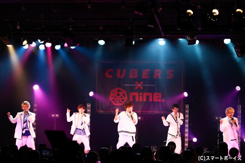 CUBERS×祭nine-29