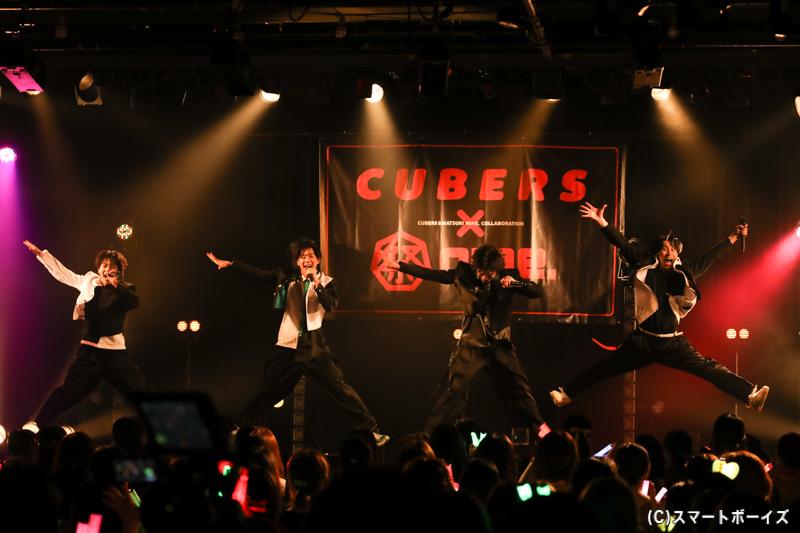 CUBERS×祭nine-13