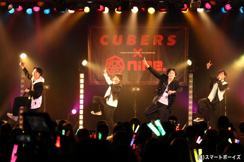 CUBERS×祭nine-16