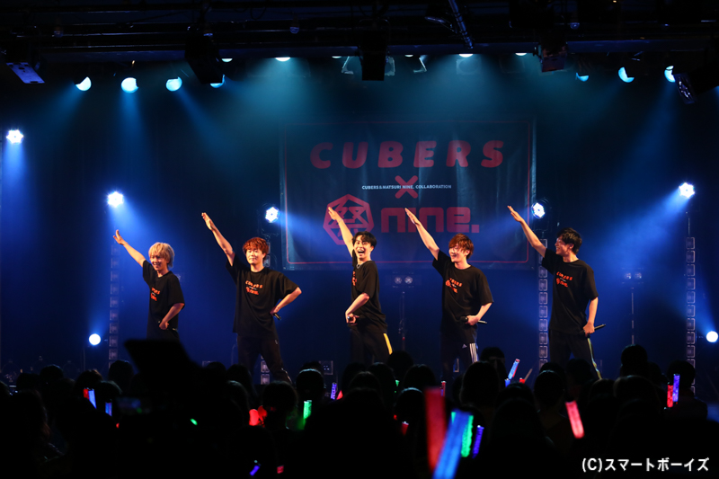 CUBERS×祭nine-44