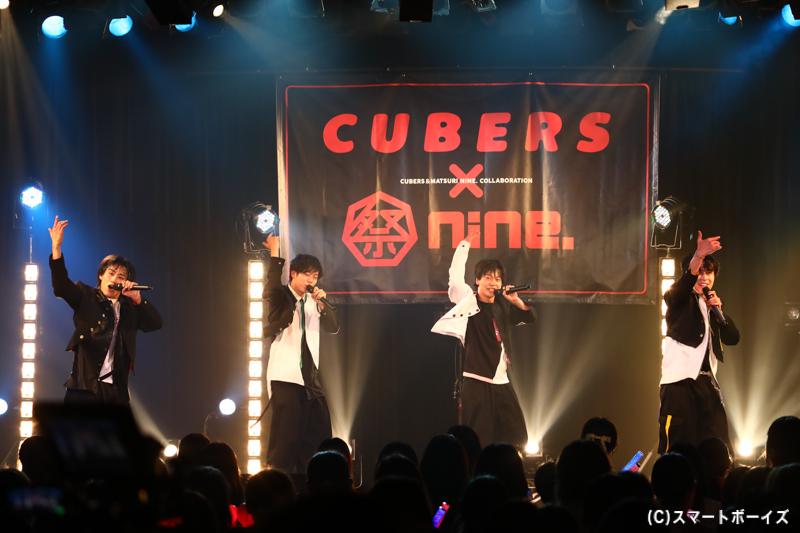 CUBERS×祭nine-20