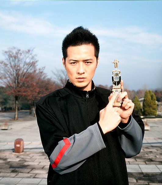 「百獣戦隊ガオレンジャー」放送当時の酒井一圭さん