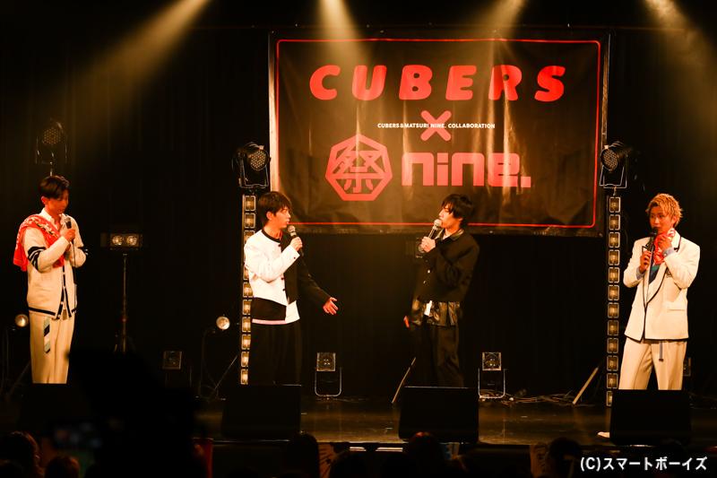 CUBERS×祭nine-40
