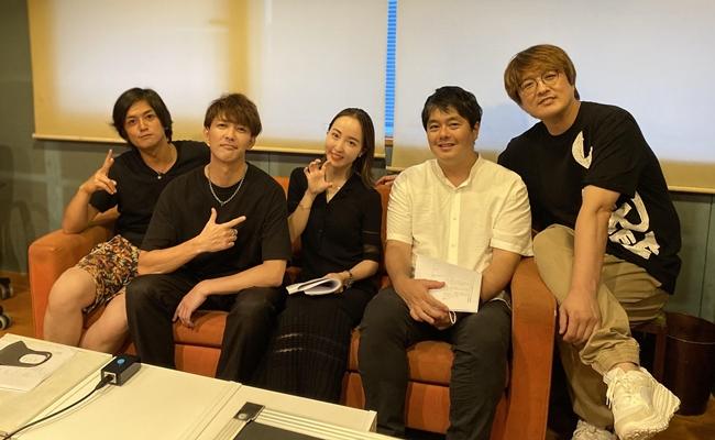 ガオレンジャー5人が20年ぶりに集結!
