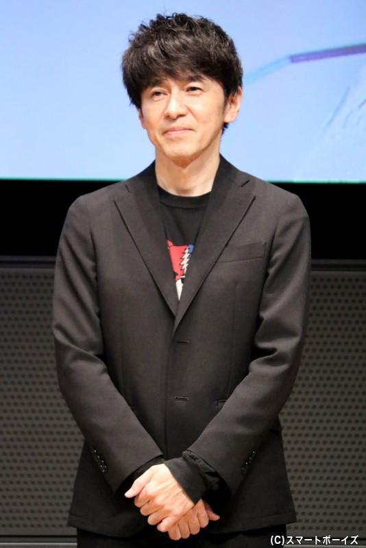 プロデューサーの松田 誠氏