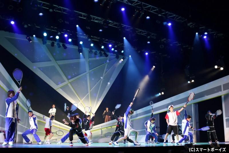 演出・楽曲も一新した、ミュージカル『テニスの王子様』4thシーズンがついに開幕!