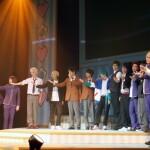 ミラクル☆ステージ『サンリオ男子』 ~KAWAII Evolution~が開幕、舞台写真を速報UP