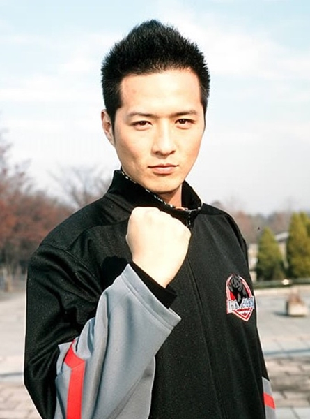 2001年当時の酒井一圭さん