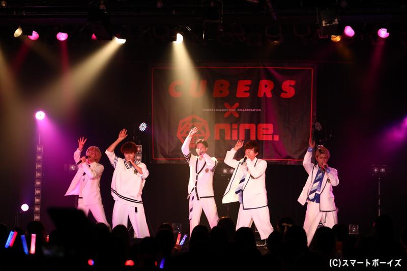 CUBERS×祭nine-35