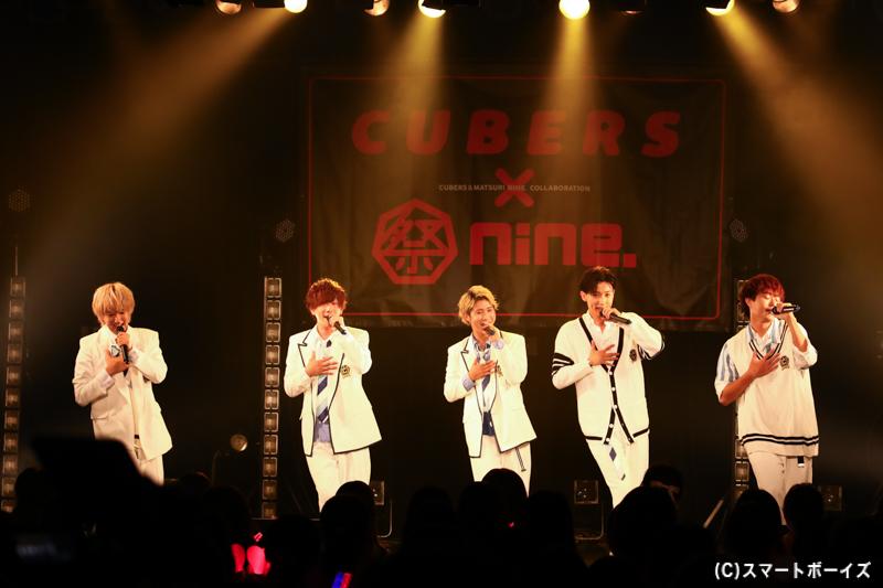 CUBERS×祭nine-31