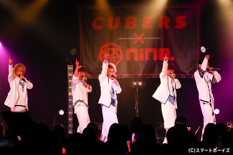 CUBERS×祭nine-34