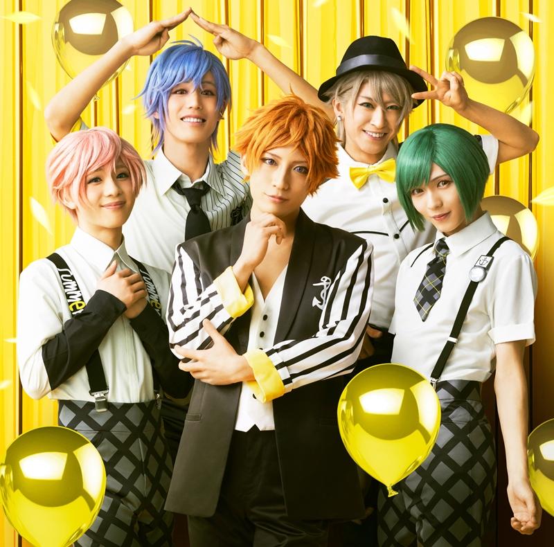 夏組オリジナルアルバム「MANKAI STAGE『A3!』Summer Troupe ひまわりと太陽」