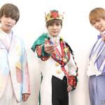 特集第3回は「いちごの王さま」役の高崎翔太さん、後藤 大さん、宮城紘大さんが揃って登場!