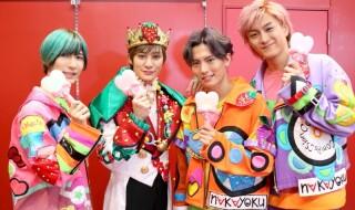 (左から)佐野真白さん、高崎翔太さん、橋本汰斗さん、田鶴翔吾さん