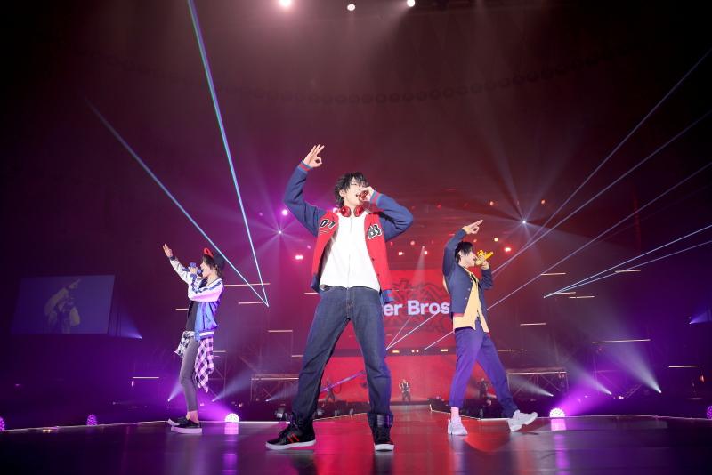 """イケブクロ・ディビジョン""""Buster Bros!!!"""""""