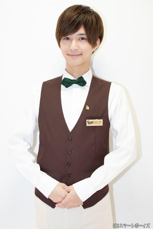 前田大翔さん