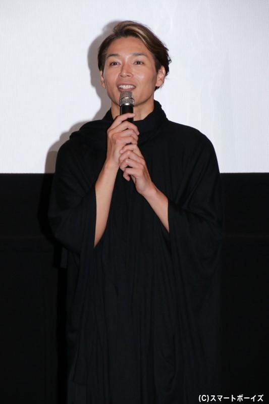 白川裕二郎さん