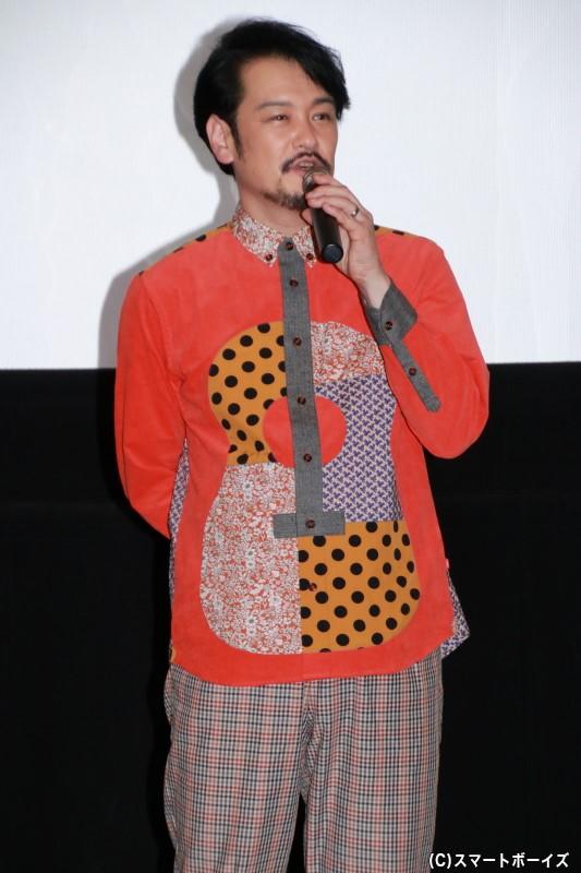 小田井涼平さん