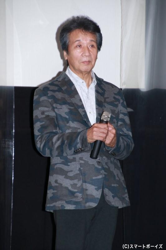 前川清さん
