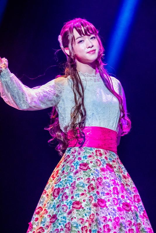 ミナ/ジャスティナ(2役・野口 準さん)……ハーカーの婚約者/ワラキア公国王妃