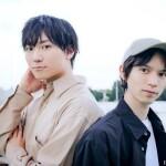 (左から)いよいよ映画も9月10日より公開! 雅役の日向野 祥さん&慎一役の北村 諒さんに直撃