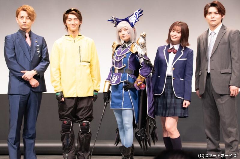 TTFCにて「ヨドンナ」配信中&「ヨドンナ2」9/12配信スタート!