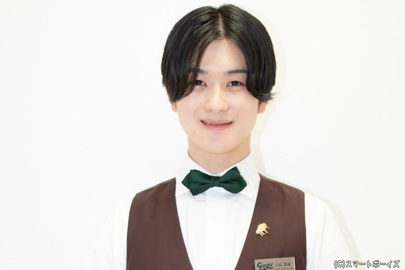 川島寛隆さん