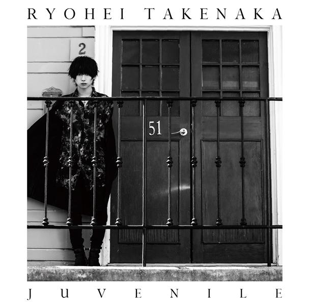 1stアルバム『Juvenile』ジャケット写真