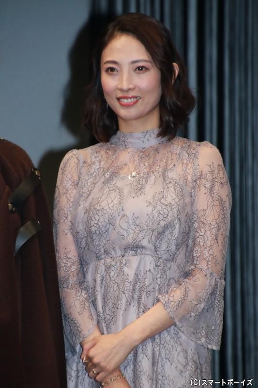 福田ユミさん