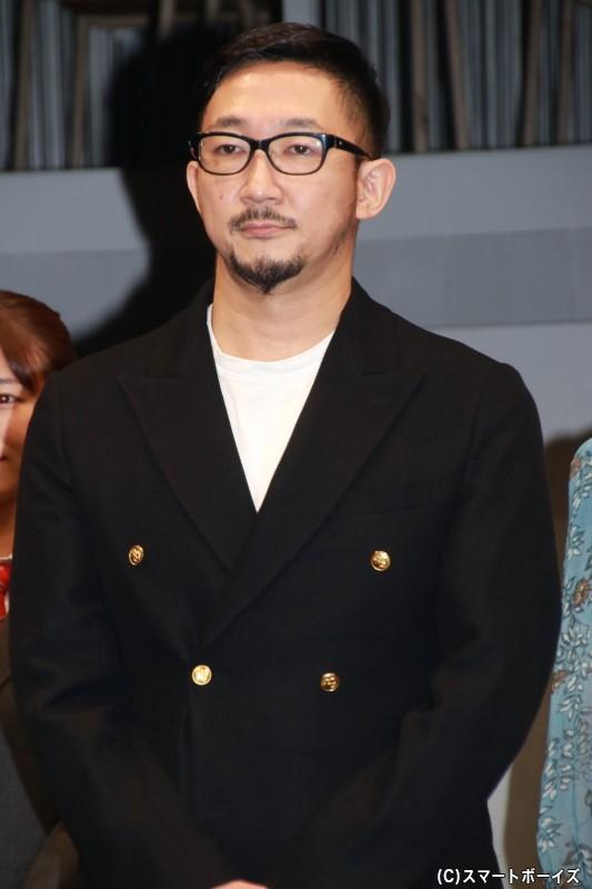 脚本・演出の矢島弘一さん