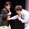 木村達成ファースト写真集「paradox」発売記念イベントレポPart②「スポーツに愛された男!イェー!」