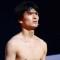 松田凌、宮崎秋人らが競泳水着で肉体美をみせる!舞台『男水!』ソロ舞台写真UP