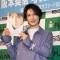 阪本奨悟「味覚がおっさん(笑)」25歳の魅力たっぷりの写真集「ただいま。」出版記念イベントが開催!